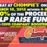Chompies • Help Raise Funds for COFD Company Booster Club