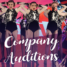 2018 Company Auditions