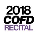 2018 Recital Info