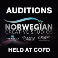 Auditions – Norwegian Creative Studios