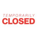 Studio Temporarily Closed